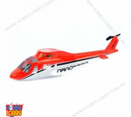 ESKY A119 SCALE FUSELAGE RED
