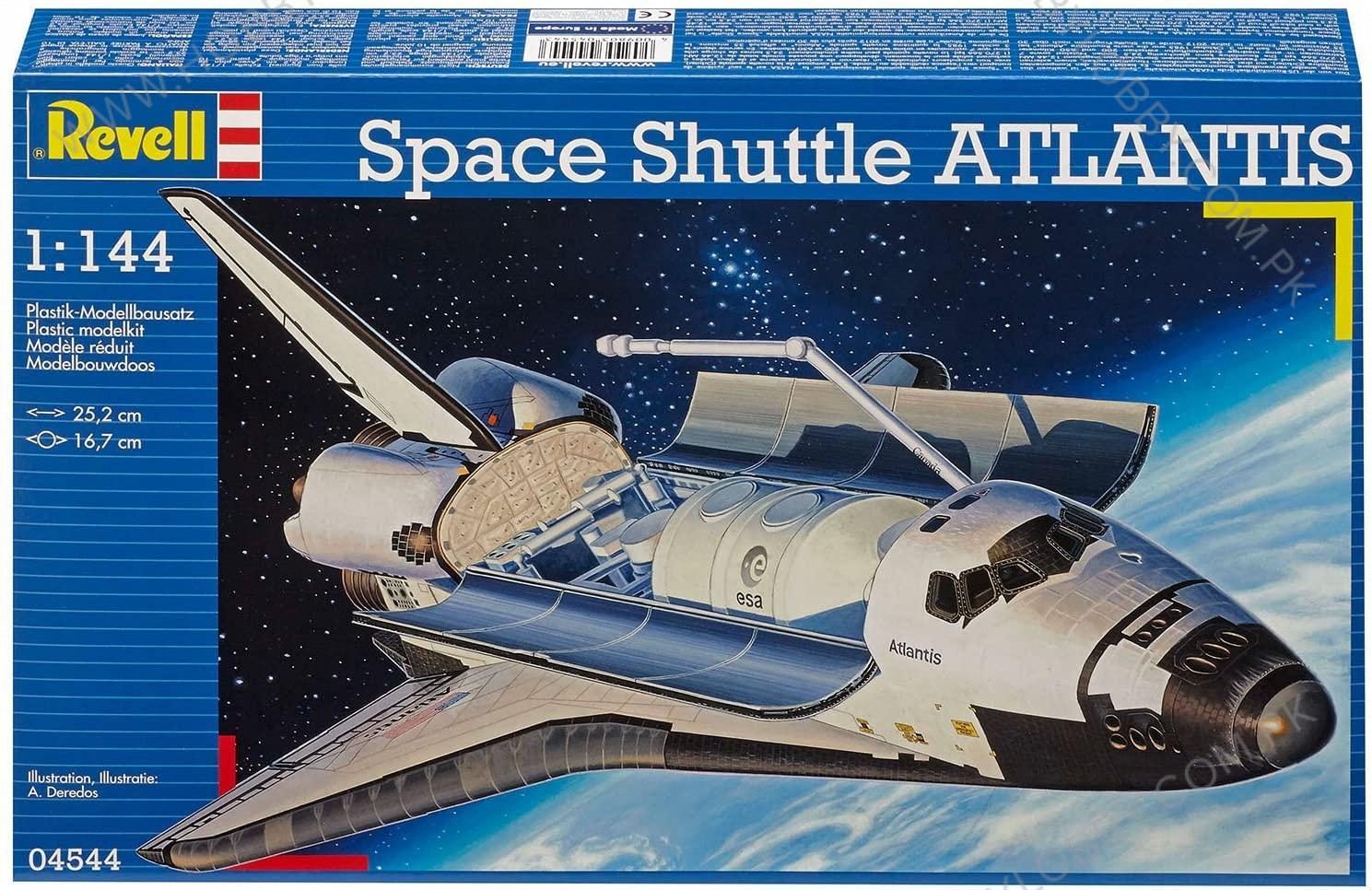 RE 1:144 SPACE SHUTTLE ATLANTIS