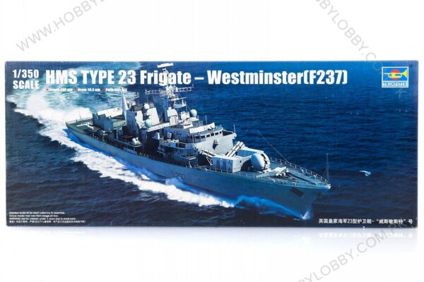 TP 1:350 HMS TYPE 23 FIGHTE WESTMINSTER