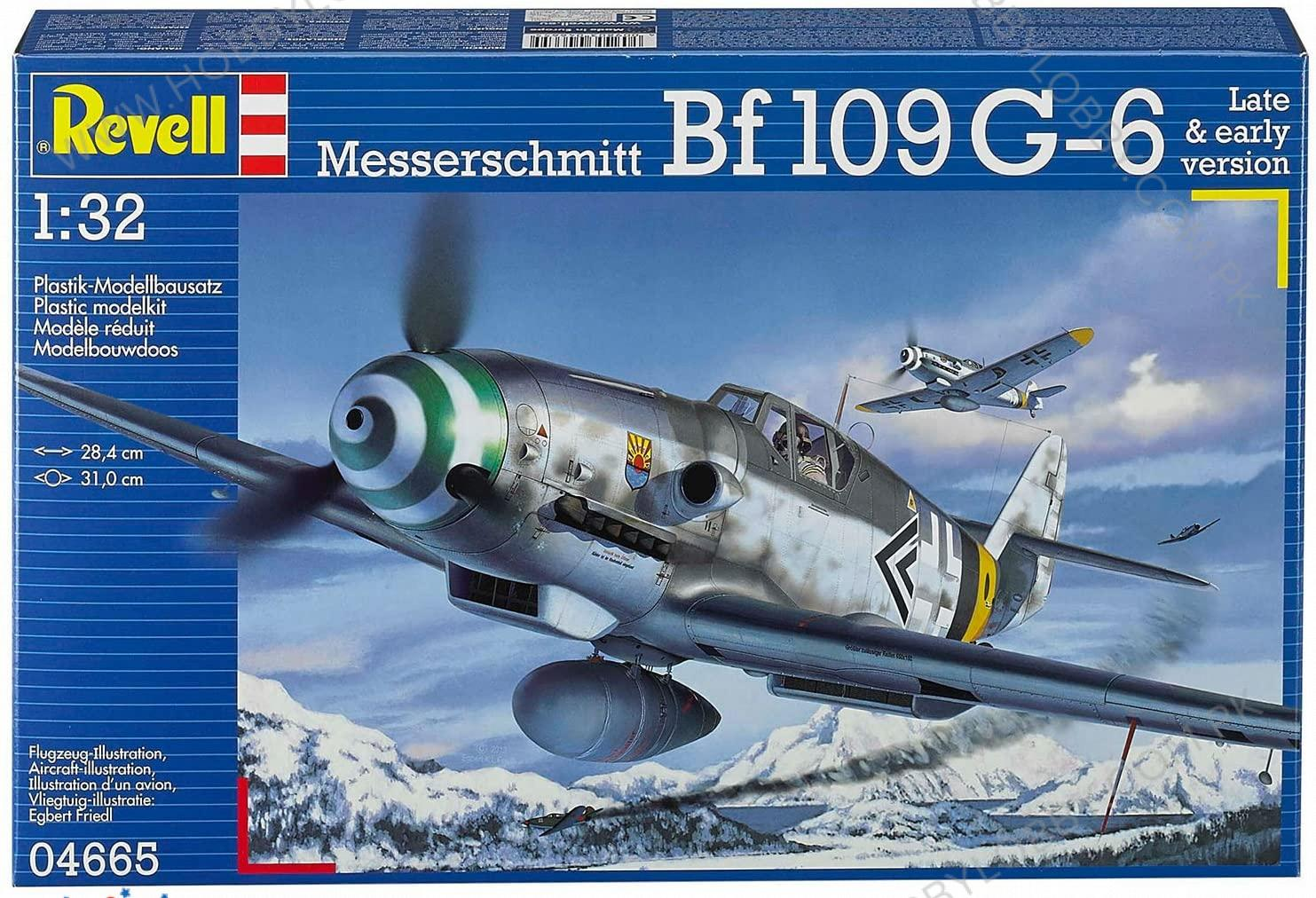 RE 1:32 BF 109 G-6
