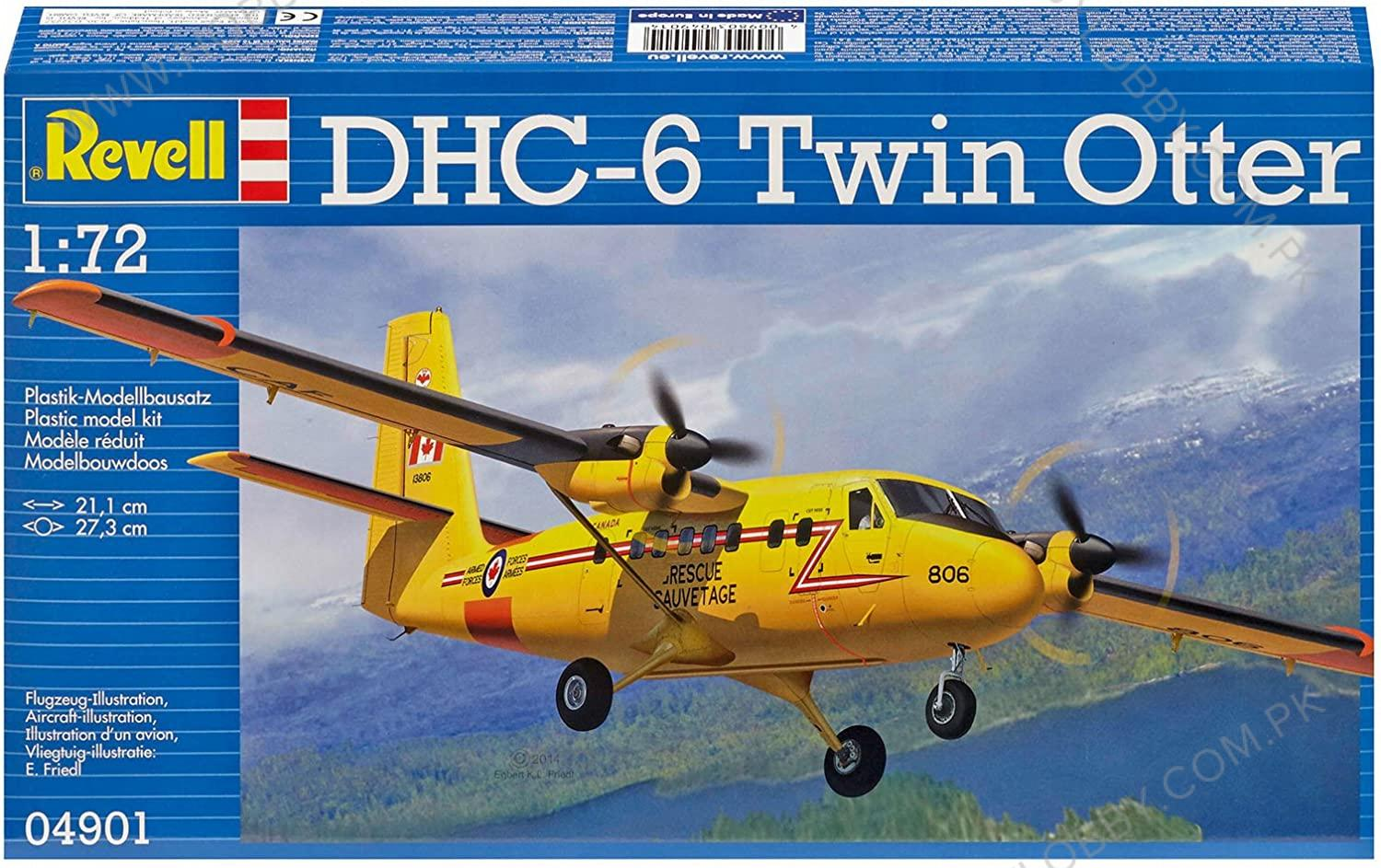RE 1:72 DH C-6 TWIN