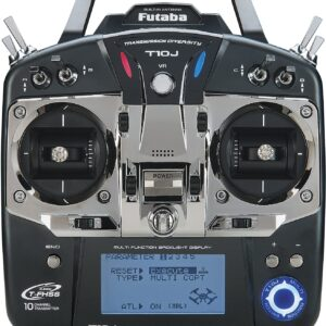 Futaba 10JA 10-Channel Air T-FHSS System