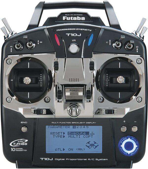 Futaba 10JA 10-Channel Air T-FHSS System