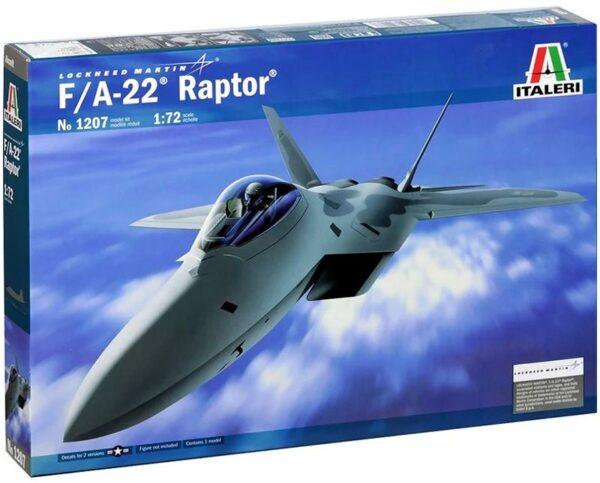 PK 1:72 F-22 RAPTOR