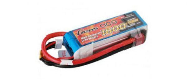 GEN ACE LIPO 1800MAH 3S 30C