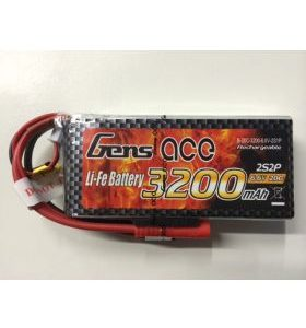GEN ACE LIFE 3200MAH 20C 6.6V