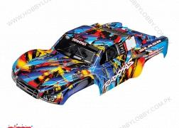 TRAXXAS BODY SLASH 4X4 RNR DECAL APPLY
