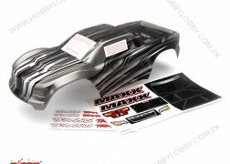 TRAXXAS BODY MAXX PRGRPX W/DECALS