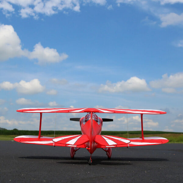 EFLITE Pitts S-1S BNF Basic with AS3X and SAFE Select, 850mm