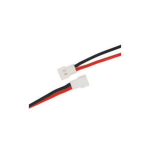 EMAX CONNECTOR MALE W/ 22AWG WIRE 10CM