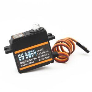 EMAX SERVO 3/3.5KG DIGITAL M/ GEAR 20GM