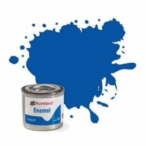 HUMBROL GLOSS FRENCH BLUE