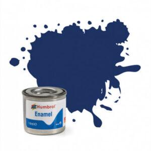 HUMBROL GLOSS MIDNIGHT BLUE