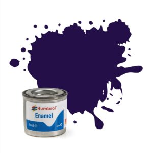 HUMBROL GLOSS PURPLE