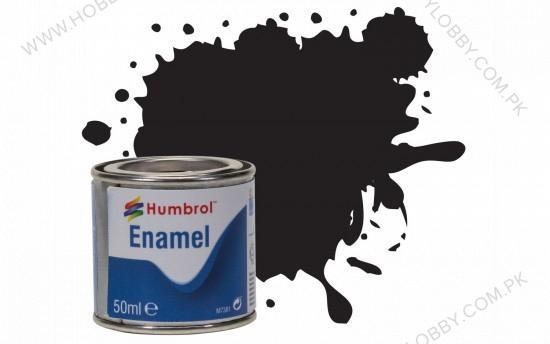 HUMBROL MATT BLACK