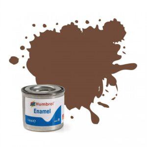 HUMBROL MATT CHOCOLATE