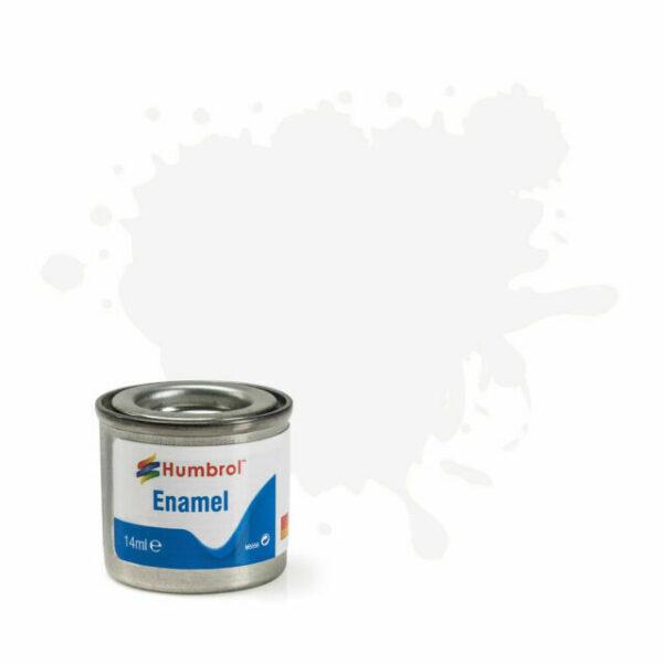 HUMBROL MATT WHITE