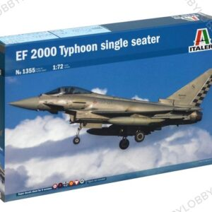 IT 1:72 EF-2000 TYPHOON (ONE SEATER)