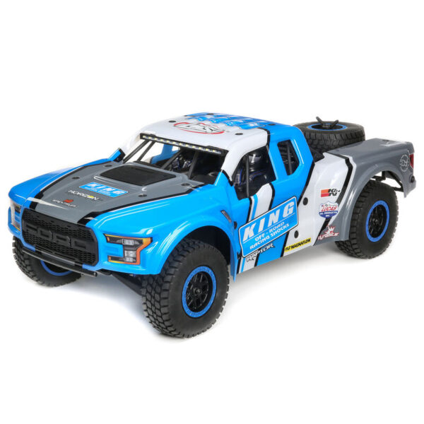 LOSI 1:10 KING SHOCKS FORD RAPTOR