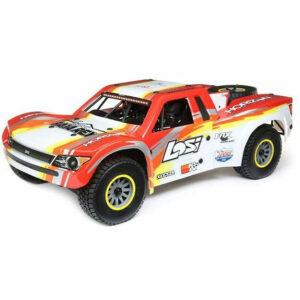 1/6 Super Baja Rey 4WD Desert Truck Brushless RTR with AVC,