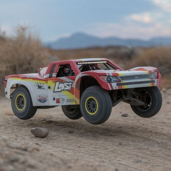 1/6 Super Baja Rey 4WD Desert Truck Brushless RTR with AVC,