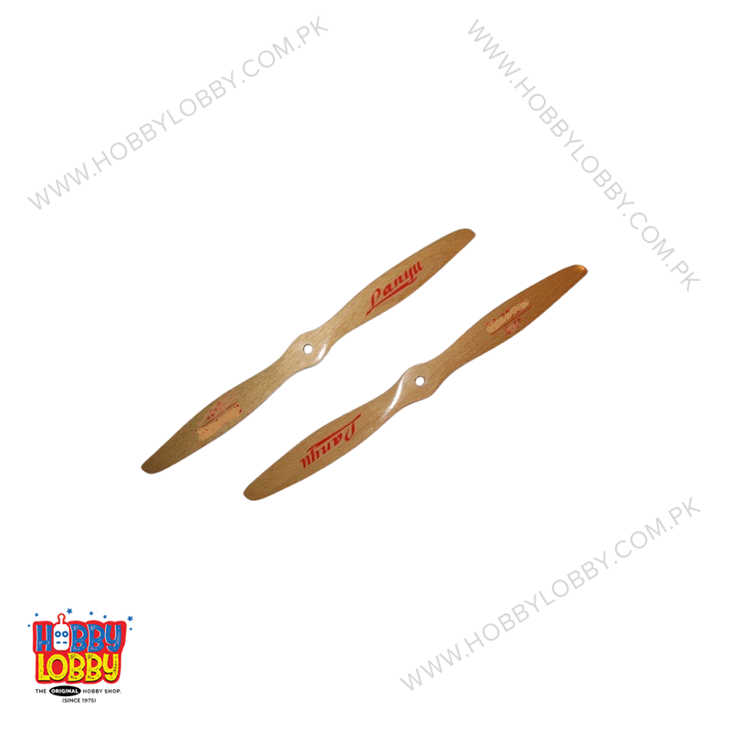 LY 17X08 SCALE WOOD PROP