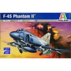PK 1:72 F-4S PHANTOM