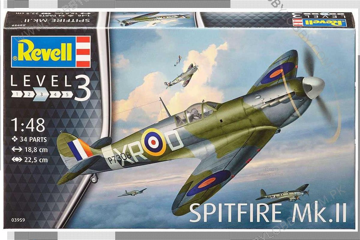 RE 1:48 SPITFIRE MK1
