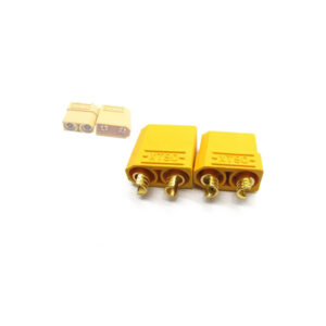 SDS CONNECTOR XT90 MALE+FEMALE