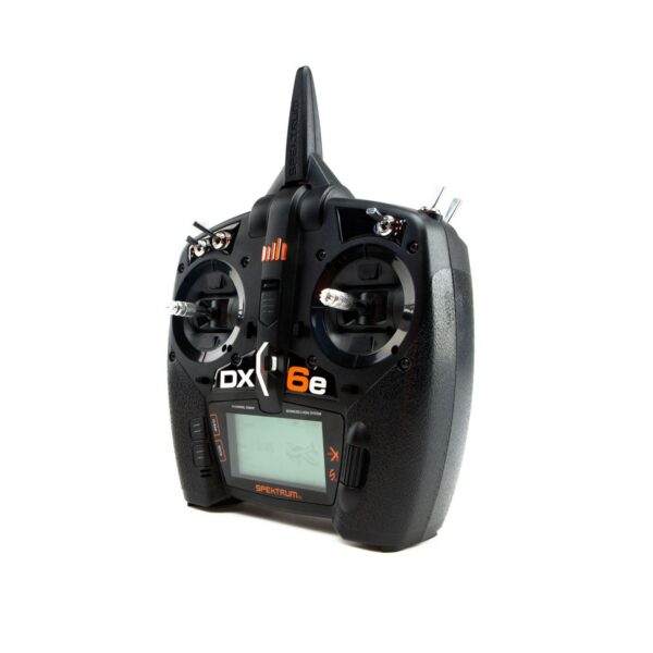 DX6e 6-Channel DSMX Transmitter with AR620 (SPM6655)