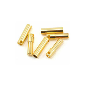 SX CONNECTOR BULLET 4MM