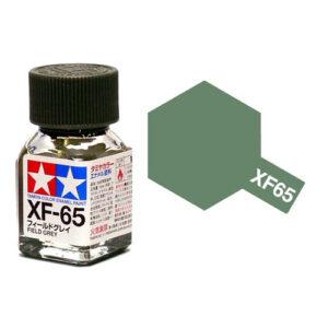 TAMIYA XF-65 ENAMEL FIELD GREY