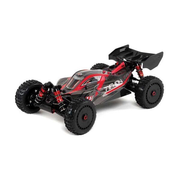 ARRMA 1/8 TYPHON BUGGY RED