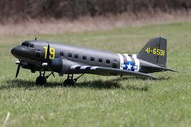 Dynam C47 Skytrain Green 1470mm Wingspan