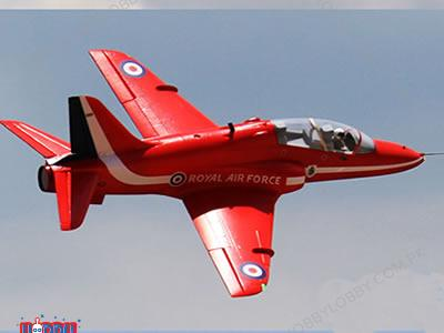 Freewing 6S Hawk T1 Red Arrow 70mm EDF Jet PNP Rc