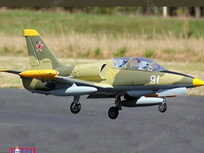 Freewing L-39 Albatros Camo 80mm EDF Jet PNP RC