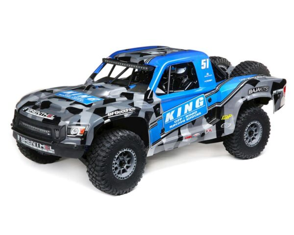 LOSI 1/6 Super Baja Rey 2.0 4WD DT-KING
