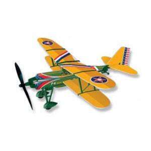 LYON HISTORY AIRPLANE P-6E
