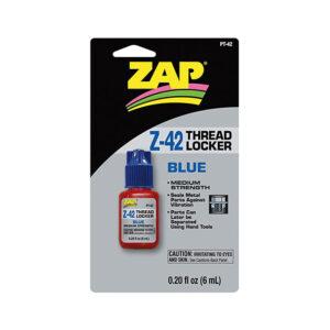 ZAP Z42 BLUE THREAD LOCKER