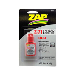 PACER Z71 RED THREAD LOCKER