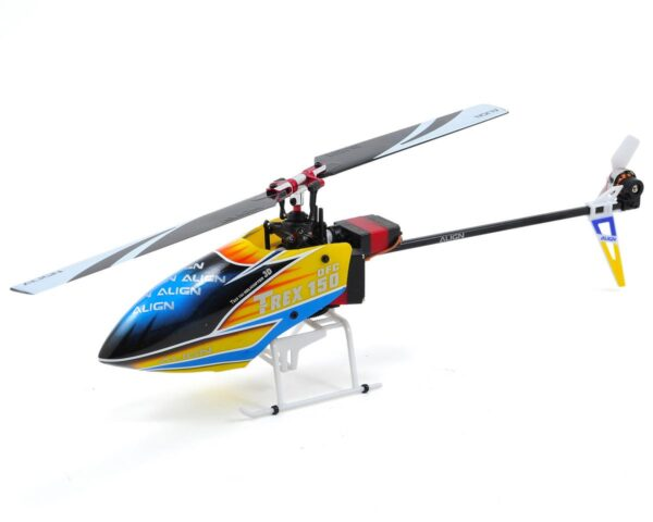 Align T-Rex 150 DFC Combo BTF Helicopter